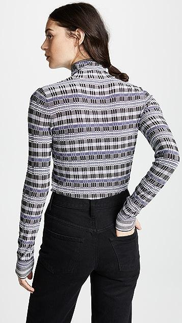 Theory 贴身高领毛衣