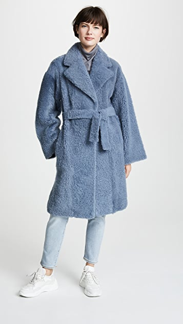 Theory Robe Coat