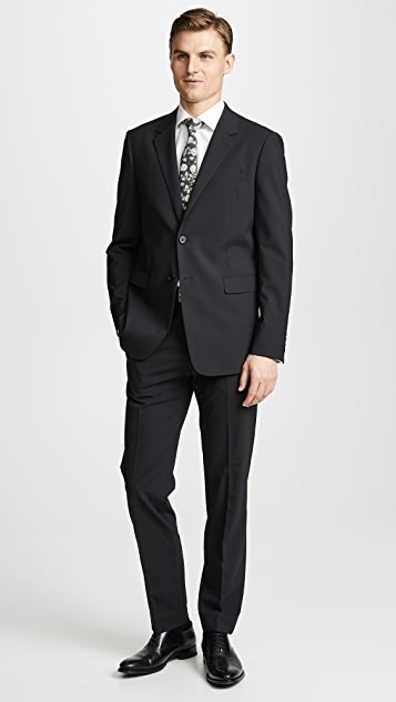 Theory Chambers Slim Fit Suit Jacket