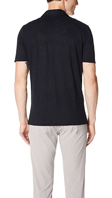 Theory Pocket Polo Shirt
