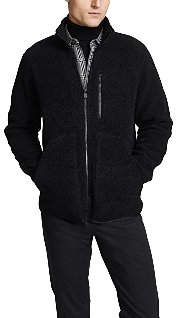 Theory Artic Fleece Jacket