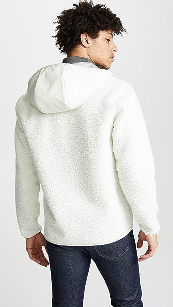 Theory Glacial Fleece
