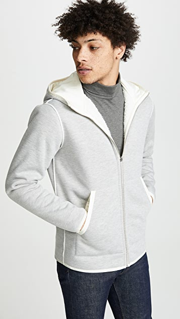 Theory Glacial Fleece