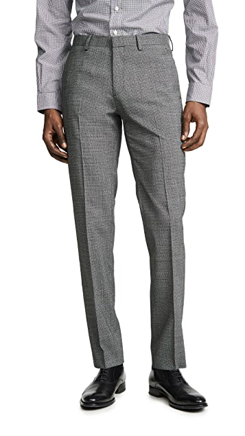 Theory Marled Suiting Mayer Pants