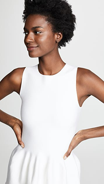 Theory Shaped Shell Top