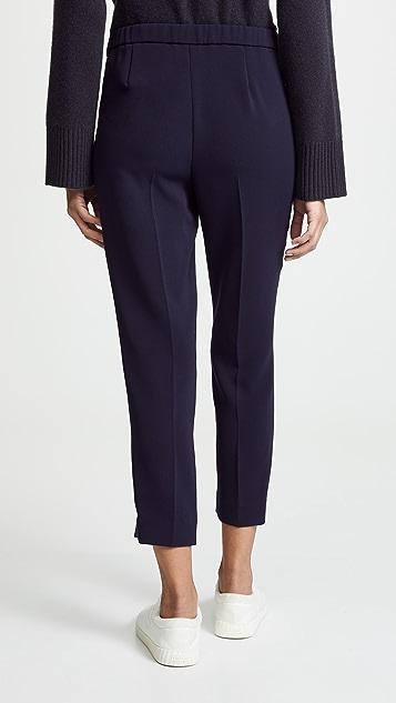 Theory Простые брюки без застежки