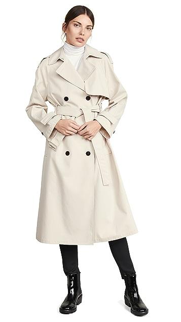Theory Staple Trench Coat