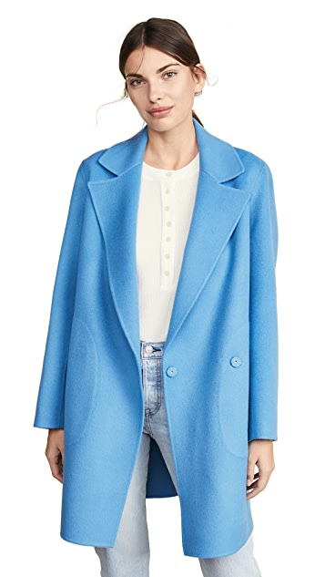 Theory Boy Coat