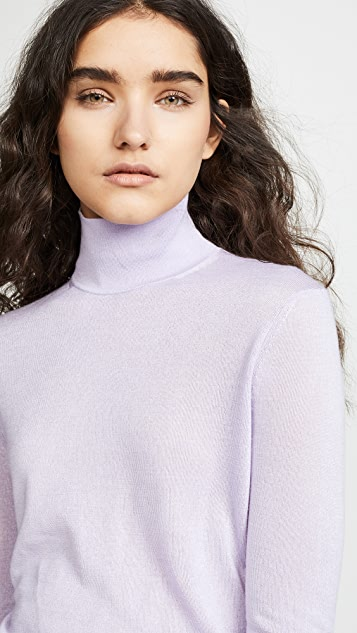 Theory Foundation Turtleneck Sweater