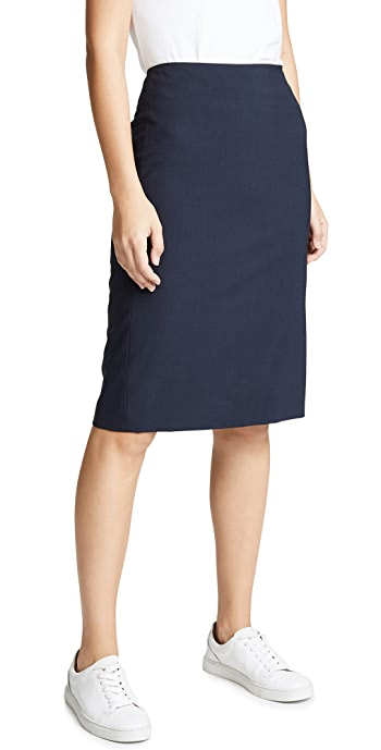 Theory Edition Pencil Skirt - Navy