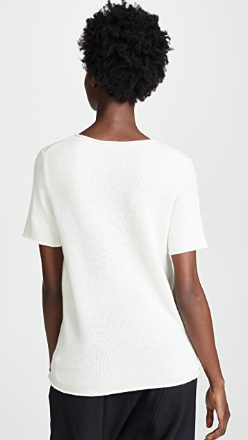 Theory Cashmere Tolleree Sweater