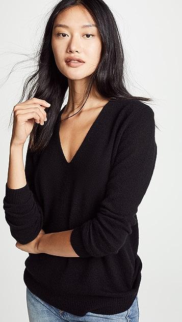 Theory Кашемировый свитер Adrianna