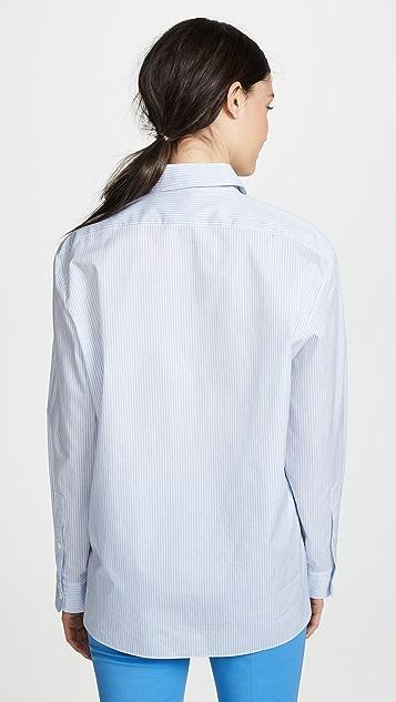 Theory Classic Menswear Shirt