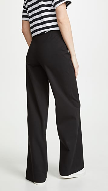 Theory Wide Leg Pants