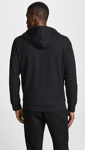 Theory Essential Zip Hoodie