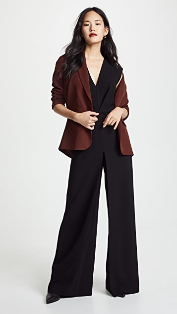 Theory Cinched Jumpsuit