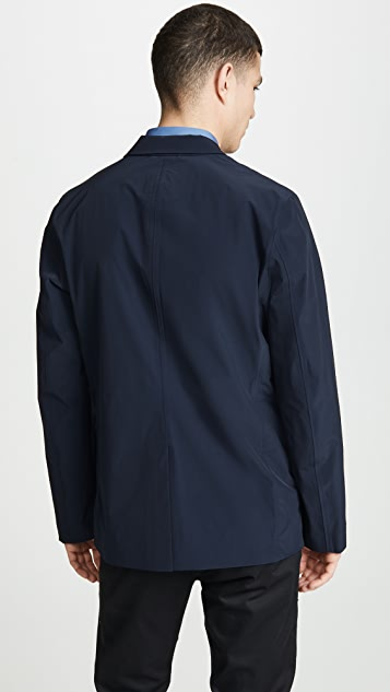 Theory Euclid Packable Blazer