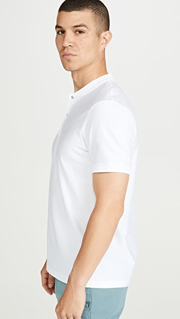 Theory Olle Short Sleeve Shirt