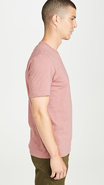 Theory Essential Short Sleeve Cosmos Tee Shirt