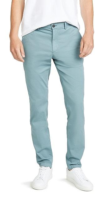 Theory Zaine Patton Cotton Stretch Trousers
