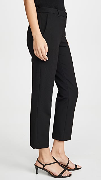 Theory Knit Tailored Trousers