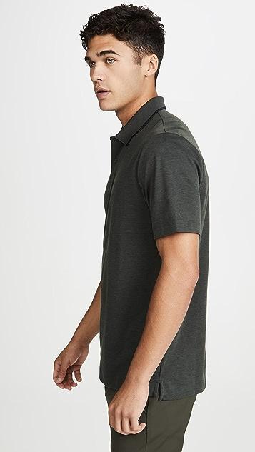 Theory Short Sleeve Standard Polo
