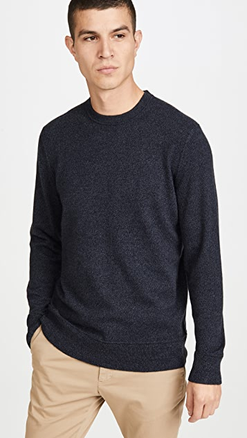 Theory Hilles Crew Neck Cashmere Sweater