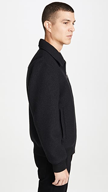 Theory Wyatt Bomber Jacket