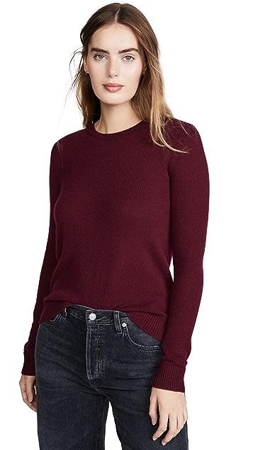 Theory Кашемировый пуловер
