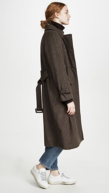 Theory Classic Trench