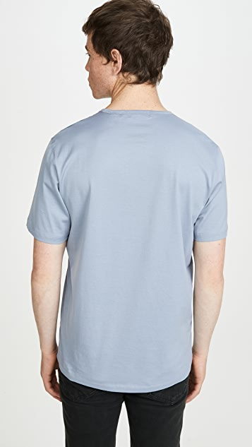 Theory Precise Lux Cotton T-Shirt