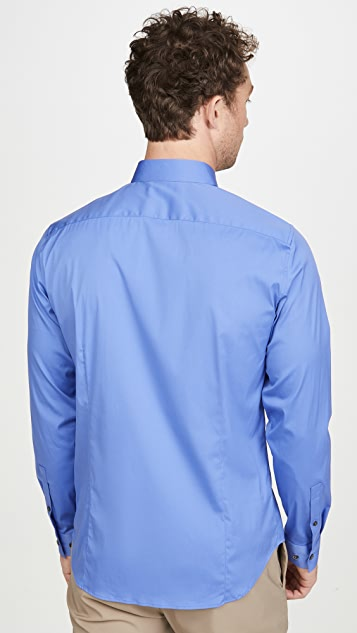 Theory Sylvain Wealth Button Down Shirt