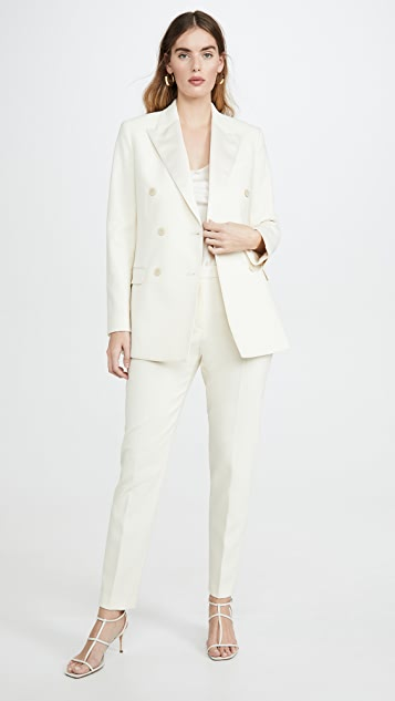 Theory Double Breasted Jacket