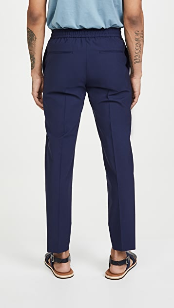 Theory Hunter Traceable Wool Pants