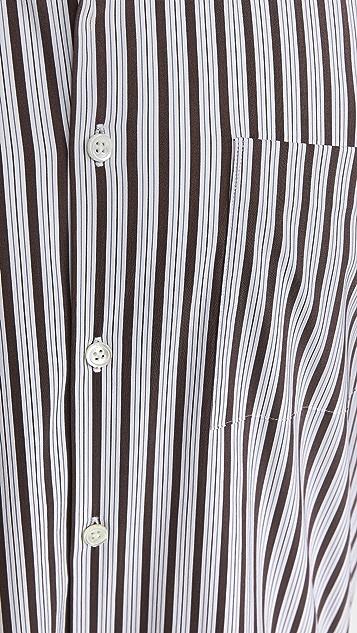 Theory Irving Granada Slim Fit Shirt