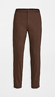 Theory Good Linen Eco Crunch Curtis Pants