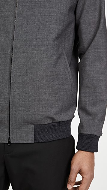Theory Aiden Traceable Wool Jacket