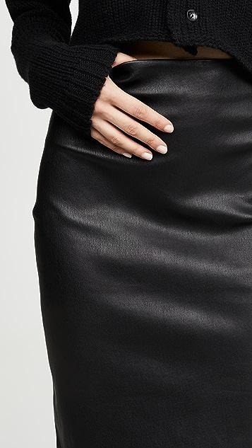 Theory Узкая юбка-карандаш