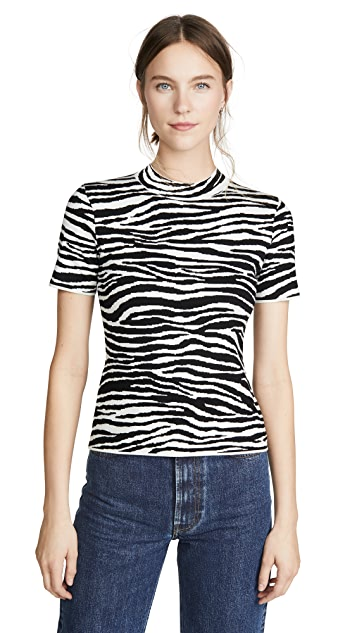 Theory Zebra T 恤