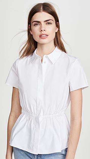 Theory Cinched Shirt
