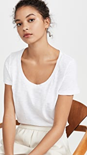 Theory Open Neck Top
