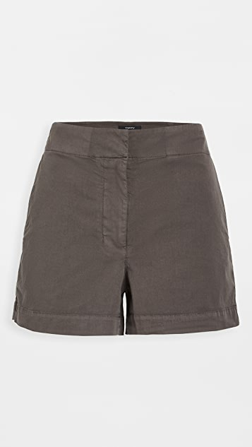 Theory Mini Shorts