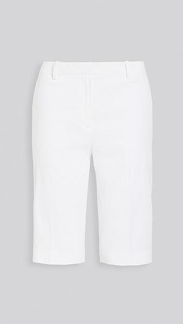 Theory Treeca 短裤