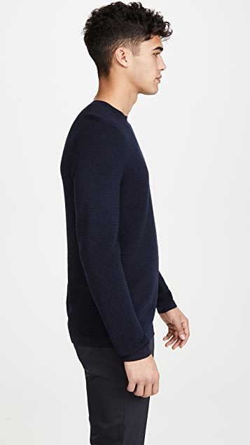Theory Washable Merino Crew Neck Sweater