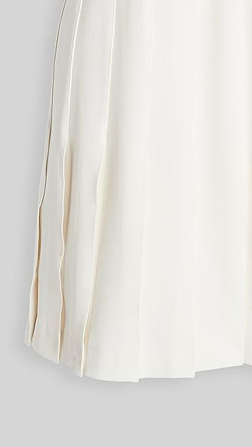 Theory Pintuck Dress