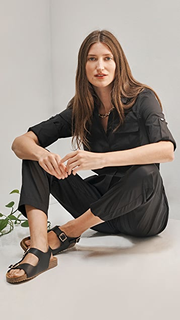 Theory Utility Jumpsuit