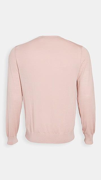 Theory Regal Crew Neck Sweater