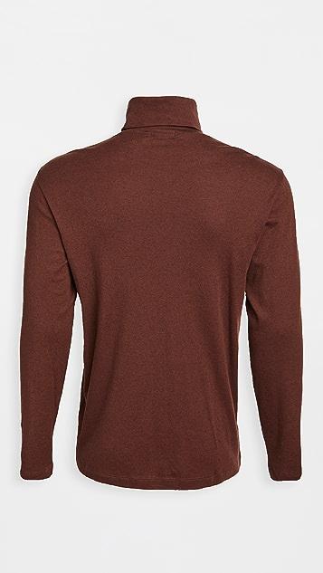 Theory Wyndem Turtleneck Shirt