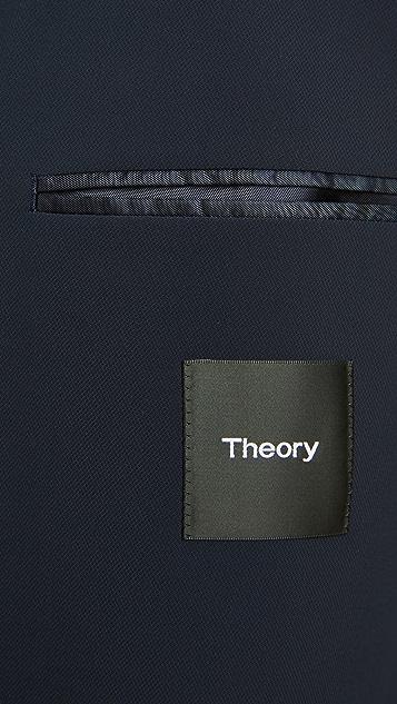 Theory Clinton Tech Blazer