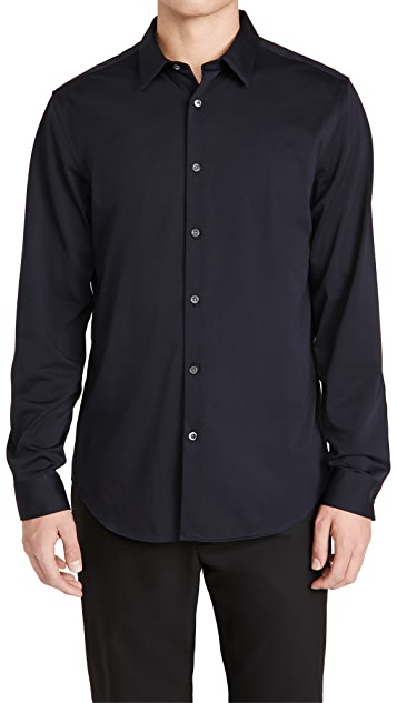 Theory Sylvain Structured Shirt